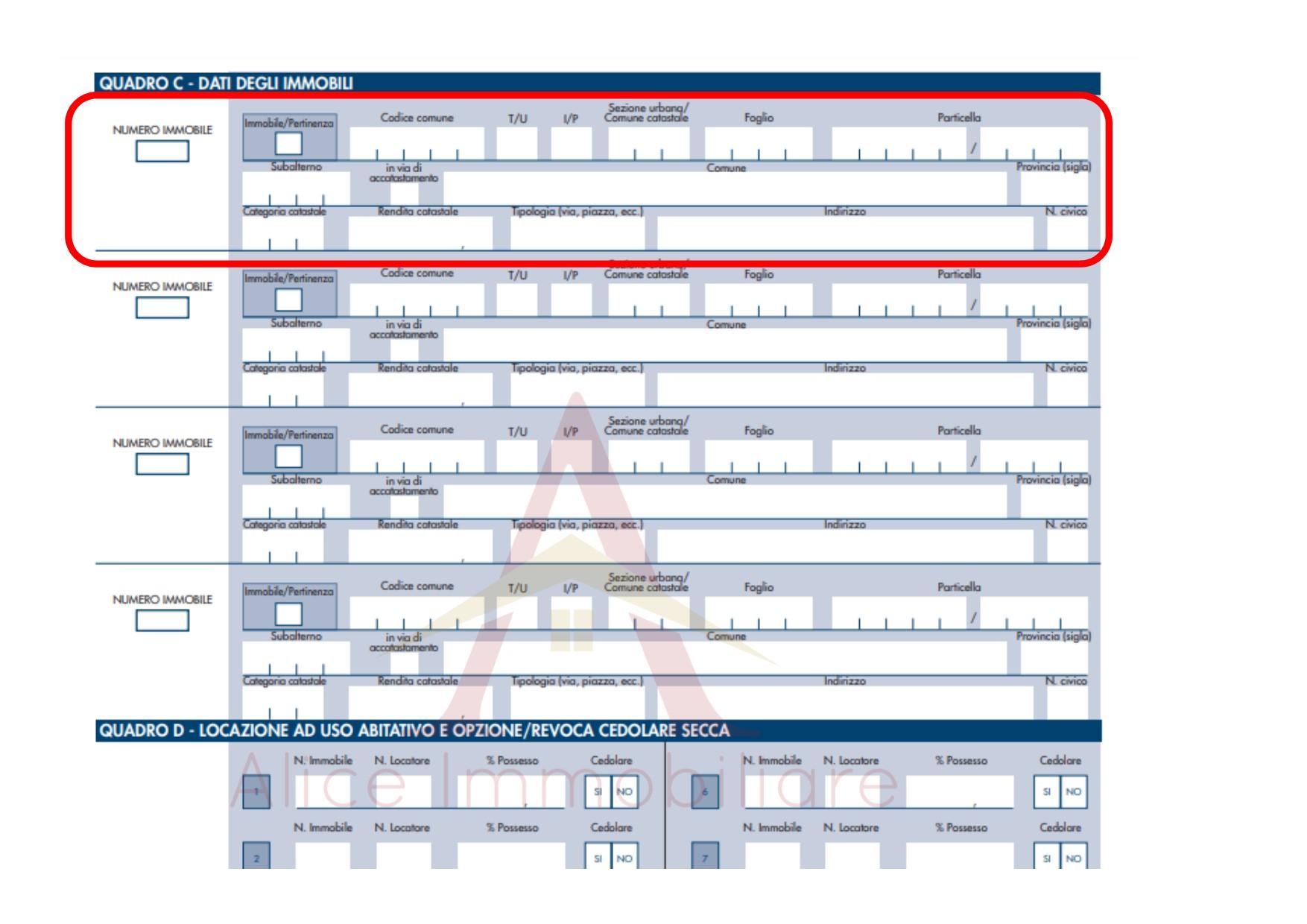 Guida Alla Compilazione Del Modello Rli Cartaceo Mondoaffitto